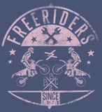 Freeriders Royalty Free Stock Photos