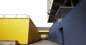 Freerunner nos telhados filme