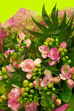 Freesia bouquet Royalty Free Stock Photography