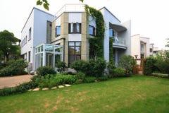 Freestanding Villa Stock Image