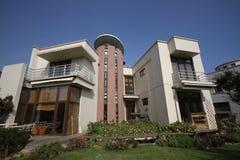 Freestanding Villa Royalty-vrije Stock Afbeelding