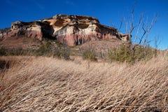 Freestate berg Fotografering för Bildbyråer
