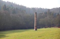 Freestone Obelisk Sommerschloss Blumenstein Stock Images