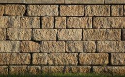 Freestone Wall Royalty Free Stock Photos
