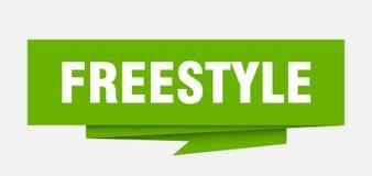 freestyle illustrazione di stock