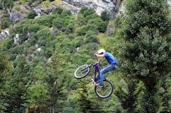 Freestyle BMX Royalty Free Stock Image
