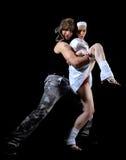 Freestyle dance Stock Image