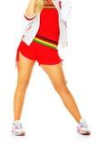 Freestyle Girl Stock Image