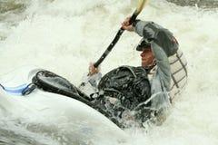 Freestyle Kayaking Royalty Free Stock Photo