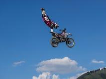 Freestyle motocross del MX immagini stock libere da diritti