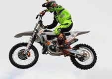 Freestyle motocross Royalty Free Stock Image