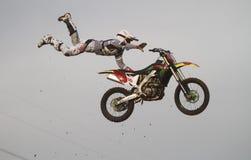 Freestyle Motoross Stock Photography