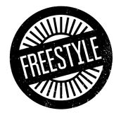 Freestyle rubber stamp Stock Photo