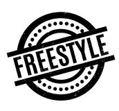 Freestyle rubber stamp Stock Photography