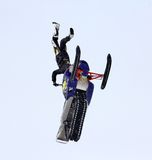 Freestyle Snowcross 2013, Novyy Urengoy Stock Photos
