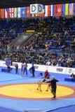 Freestyle wrestling Royalty Free Stock Photo