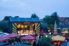 Freetown Christiania em Copenhaga Imagem de Stock