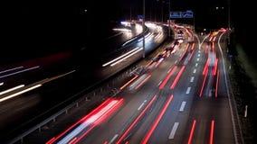 freeway almacen de metraje de vídeo