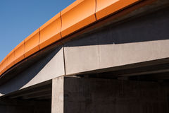 Freeway Bridge Architecture Stock Photos