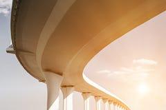 Freeway span Royalty Free Stock Images