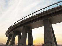 Freeway span Stock Photos
