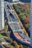 Freeway in Tokyo Stock Images