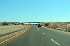 Freeway in United States Stock Image