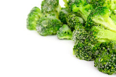 Freeze broccoli Royalty Free Stock Images