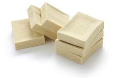 Freeze-dried bean curd Royalty Free Stock Photography