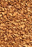Freeze dried coffee Stock Images