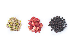Freeze dried fruit Royalty Free Stock Image