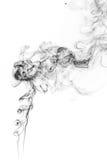 Freeze motion of smoke. royalty free stock photos