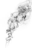 Freeze motion of smoke. stock photos