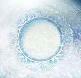 Freeze ornament Royalty Free Stock Photography