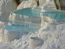Freezing, Water, Ice, Formation Stock Photo