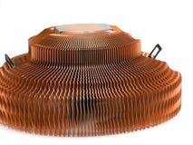 Fregadero radial de la CPU Fotos de archivo