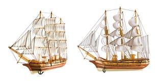 Fregatten Lizenzfreies Stockfoto