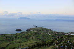 Freguesia De Ponta Delgada Obraz Royalty Free
