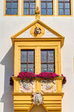 Freiberg old town Royalty Free Stock Photography