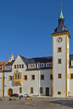 Freiberg town hall, Germany Stock Images
