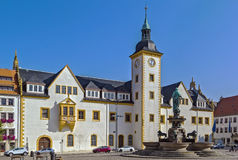 Freiberg town hall, Germany Stock Photography
