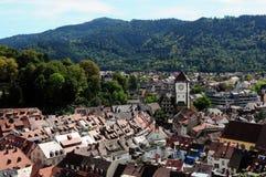 Freiburg Royalty-vrije Stock Afbeelding