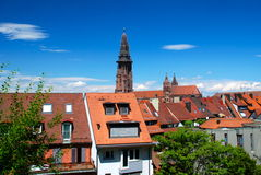 Freiburg in Breisgau, Germany Royalty Free Stock Photo