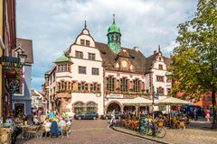 Freiburg City Hall Royalty Free Stock Image