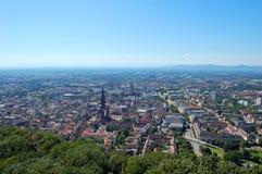 Freiburg, Deutschland stockbild