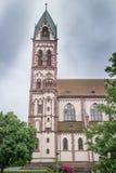 Freiburg Herz-Jesu Church Royalty Free Stock Photography
