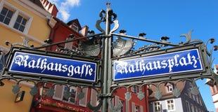 Freiburg im Breisgau Stock Photography