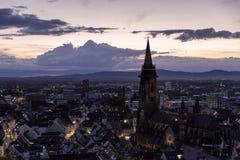 Freiburg-im-Breisgau Fotografía de archivo
