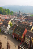 Freiburg im Breisgau city, Germany Royalty Free Stock Images