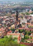 Freiburg im Breisgau, Germany Royalty Free Stock Images